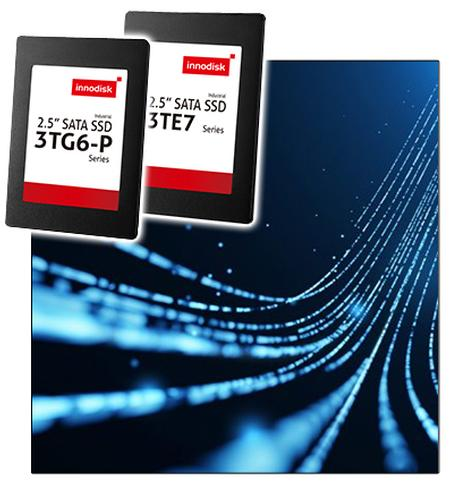 New Yorker Electronics supplies new Innodisk 96-layer 3D NAND Flash Storage with and without DRAM