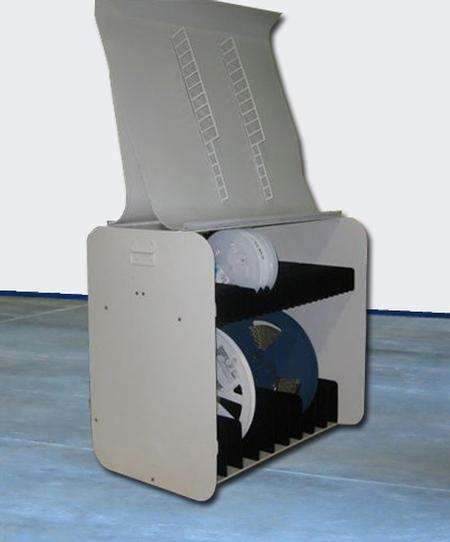 The Suitcase-Sized Kit Cart