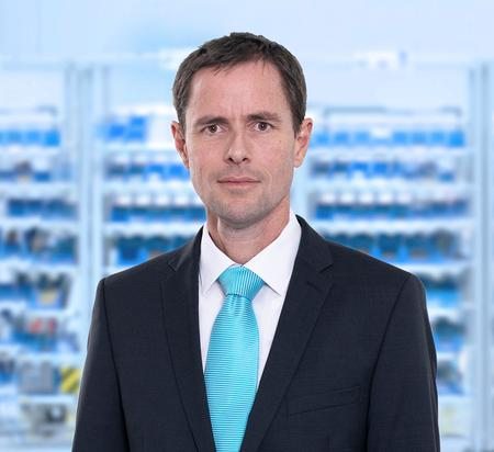 Jürgen Wilde, the new Member of the Managing Board of Scheugenpflug AG