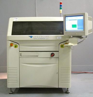 Speedline UP 1500 Screen Printer
