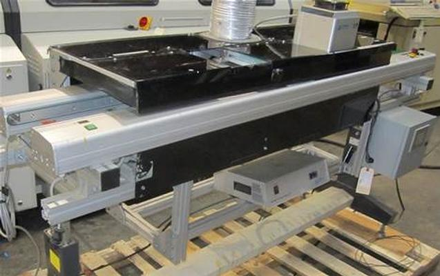 JOT UV CURE OVEN / CONVEYOR COMBO