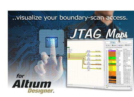 Introduction to JTAG Maps.
