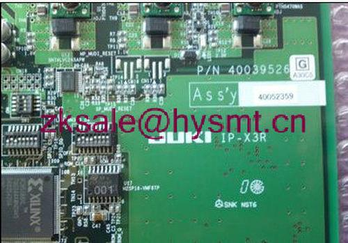 JUKI FX1 position connection PCB 40007372
