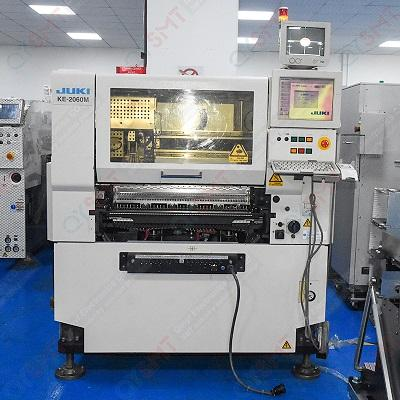 Juki flexible chip mounter KE-2060M