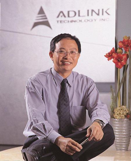 Jim Liu, CEO of ADLINK Technology.