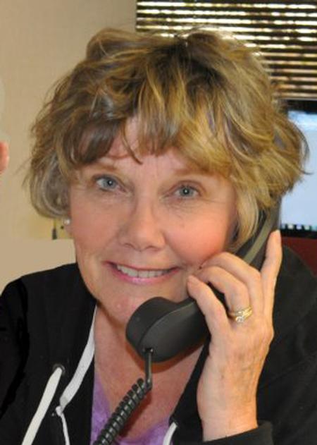 JoAnn Stromberg.