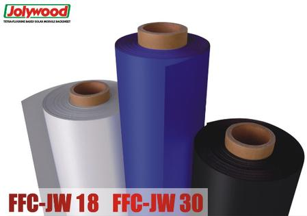 Jolywood FFC-JW30 advanced photovoltaic backsheet material