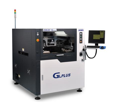 GL Fully Automatic Screen Printer.