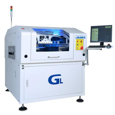 GL Fully Automatic Screen Printer