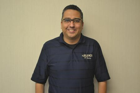 Jose Carlos Rodriquez to the position of Sales Manager - Mexico.