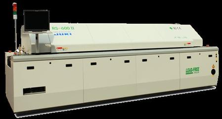 RS-600 reflow ovens