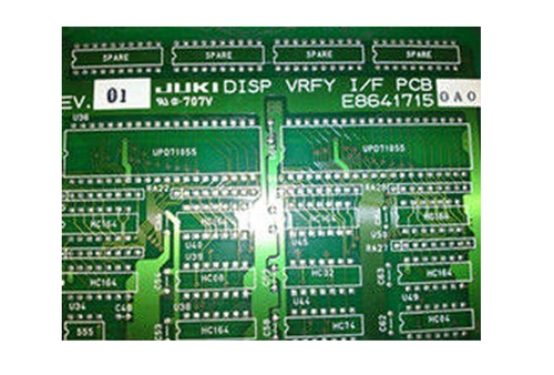 Juki SAFETY BOARD B ASM PWB BOARD