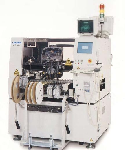 Juki KE-760 Flexible Placement System