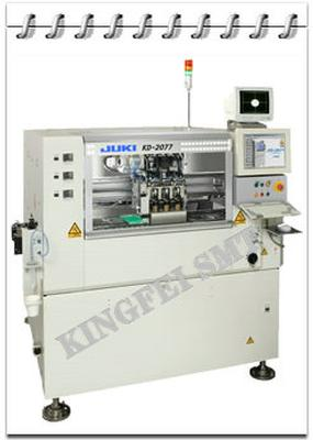 Juki  KD-2077 high speed glue machi