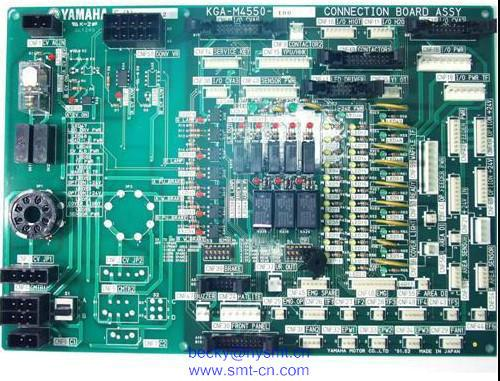Yamaha KGA-M4550-100 Connection Board for YV100XG TOPAZ XII