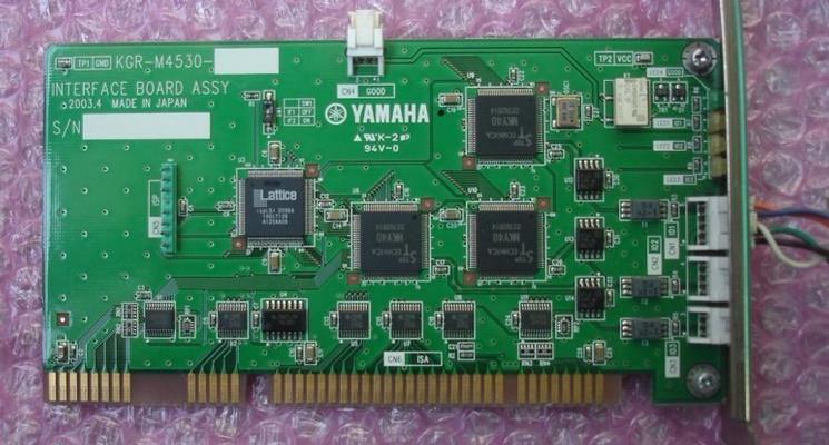 Yamaha YAMAHA Smt machine Board