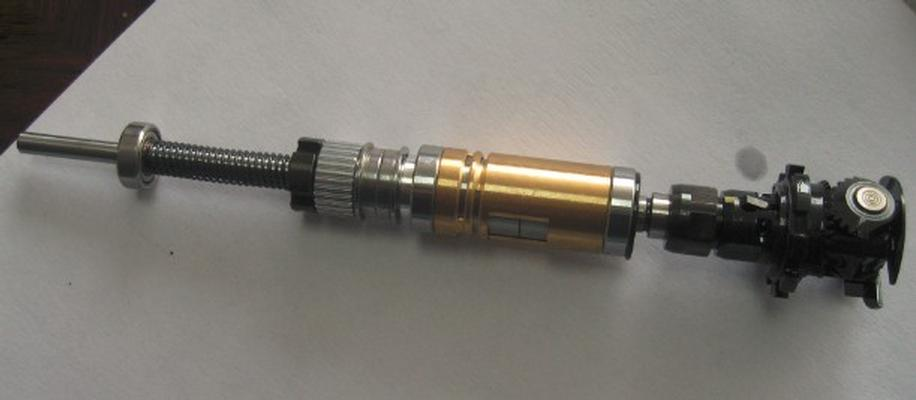 Yamaha Nozzle shaft KGT-M711S-A00etc
