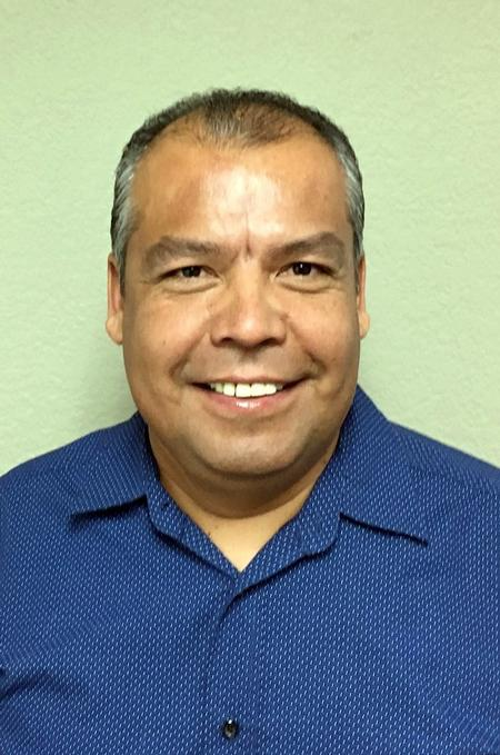 Carlos Espinoza Operations Manager.
