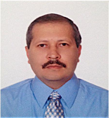 Miguel Carbajal, Sales and Service Engineer – Mexico