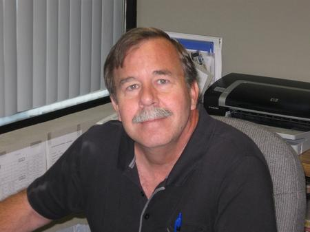 Dave Nason, KIC's R&D/Production Operations Manager