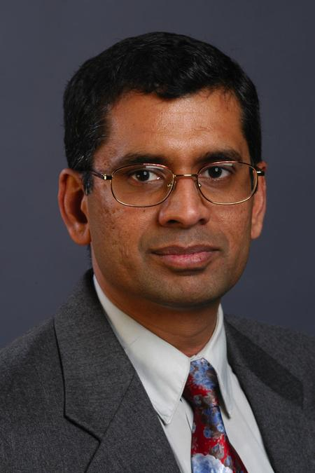 Dr. S. Manian Ramkumar, Ph.D., Rochester Institute of Technology.