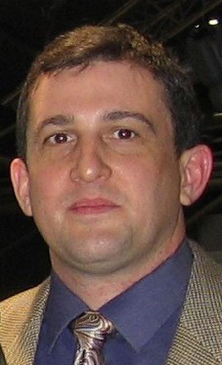 Robert Baxter, KIC's Service Manager