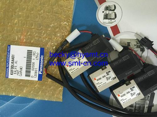 Panasonic valve KXF0DLKAA01 original new