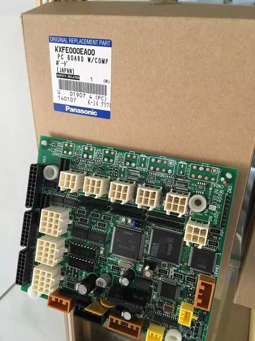 Panasonic KXFE000EA00 pc board