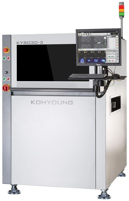 The new KY8030-3 SPI machine delivers 3x faster inspection without compromising performance and accuracy.