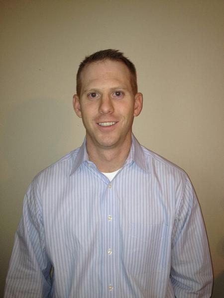 Michael Olesen, Krayden's newest sales representative in the U.S.