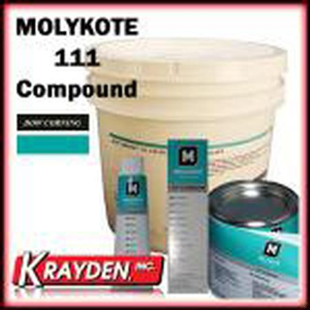 Molykote 111 Lubricant and Sealant for Valves.