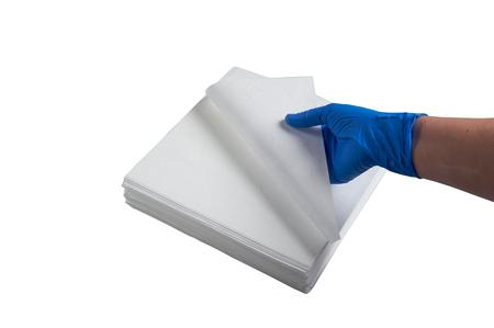 8409MF ACL Staticide Microfiber Wipes for contamination control