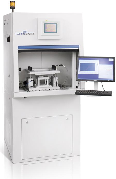 LQ-Vario, Laser Plastic Welding in Microfluidics Applications
