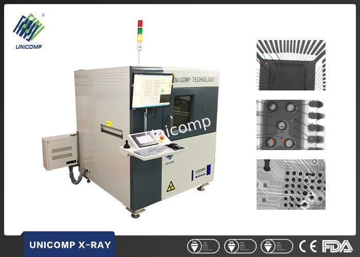 LX2000 Workshop Electronics X-Ray Machine Inspection System 2kW Power Consumption