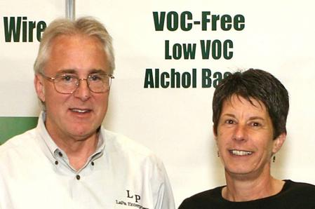 Larry and Pam Aderman, LaPa Enterprise