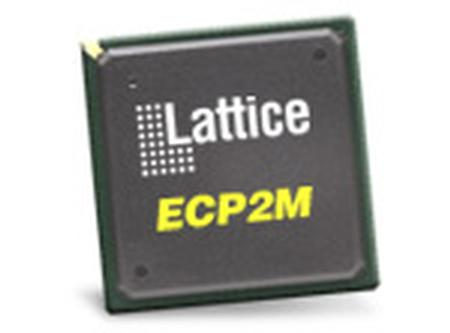 LatticeECP2M Low-Cost FPGA.