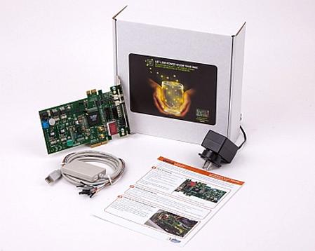 LatticeECP3 PCI Express Development Kit