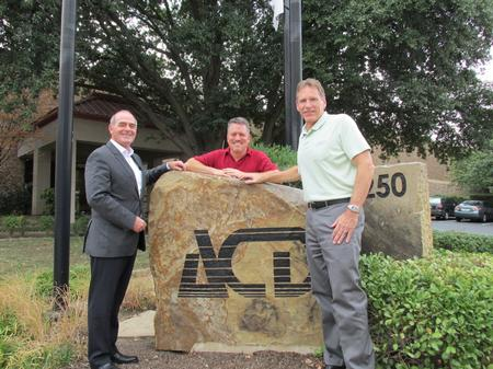 From left to right: Rod Howell, CEO, Scott Fillebrown, CTO, and Steve Schwaebler, VP of Operations.