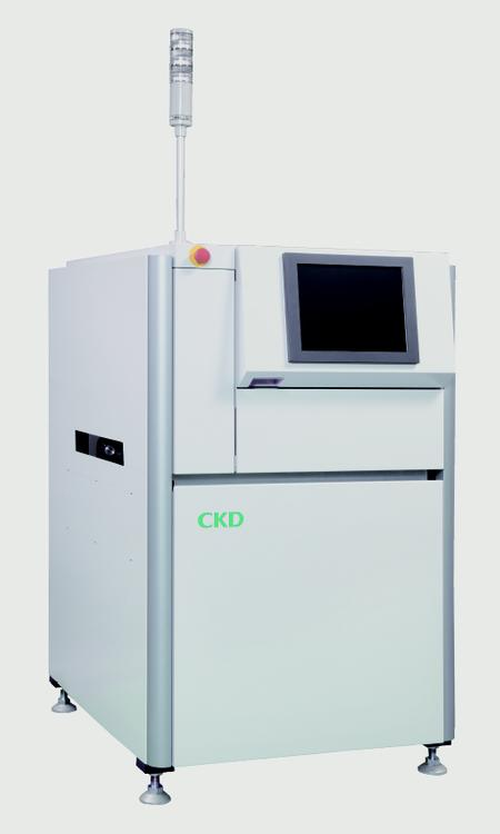 Omron CDK VP5200-V Solder Paste Inspection system.