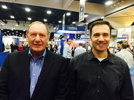 Arnold Greenberg and Jeremy Greenberg, MAN-TechSystems.