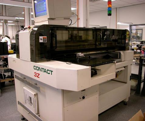 Contact Systems 3Z-100 Pick and Place