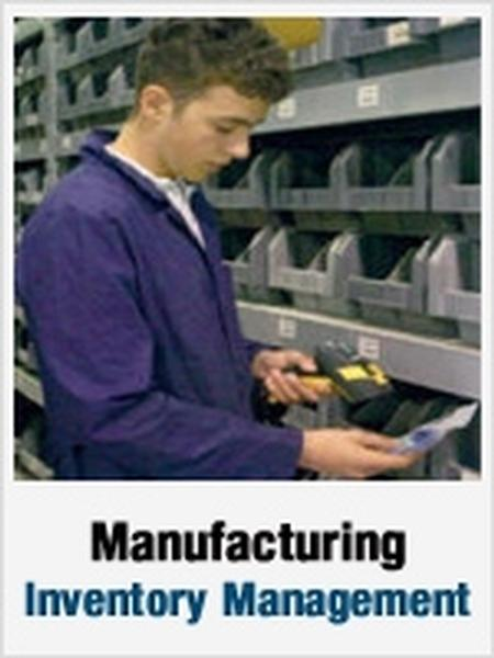 Manufacturing Inventory Control