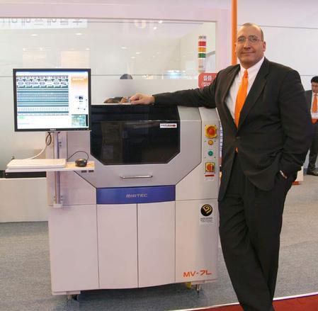 Brian D'Amico, President of MIRTEC Corp.
