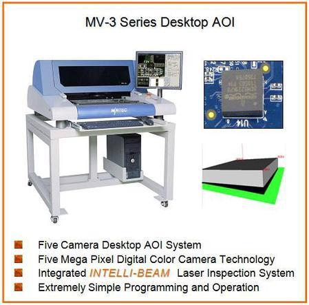 MV-3 Desktop AOI System