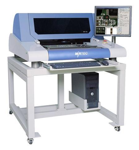 MV-3L Desktop AOI System