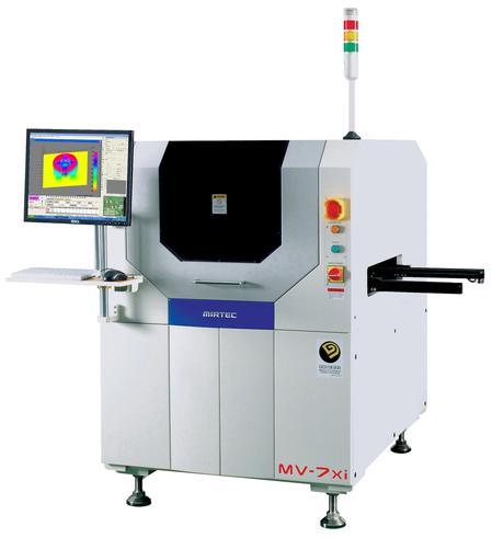 MV-7 2D/3D In-Line AOI System