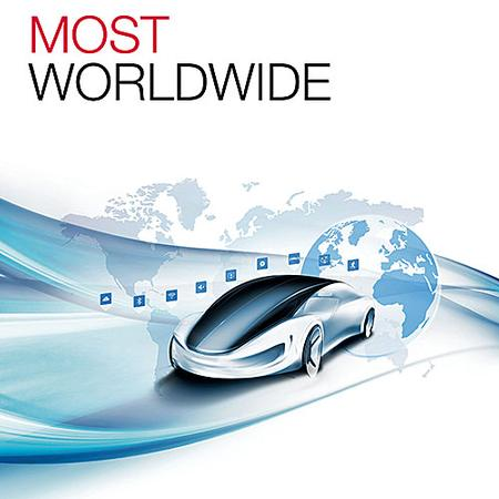 MOST Cooperation celebrates worldwide acceptance of over 200 vehicle models with MOST inside