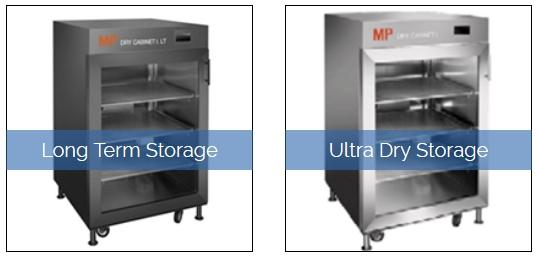 MP Elektronik PCB Dry Storage Cabinets