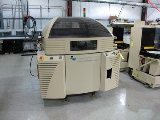 MPM Ultra Print 3000 Screen Printer