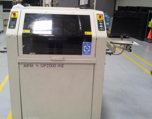Speedline MPM UP2000 HiE